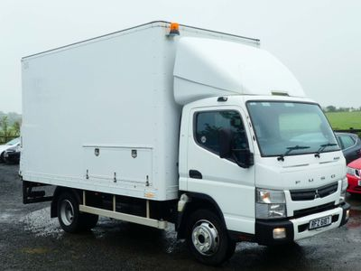 Mitsubishi Canter Box Van 3.0 TD 3C13 2dr (EU5b+)