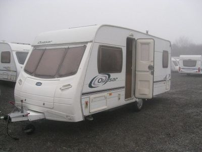 Lunar QUSAR Tourer 2004 FIXED BED trade sale price to clear no warranty as seen