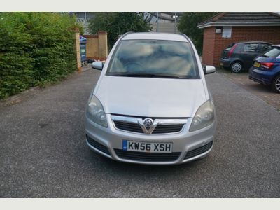 Vauxhall Zafira MPV 1.9 CDTi Club Auto 5dr