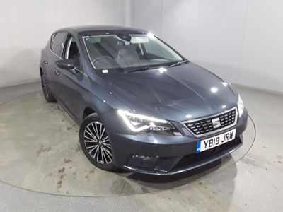 SEAT Leon Hatchback 1.5 TSI EVO XCELLENCE Lux (s/s) 5dr
