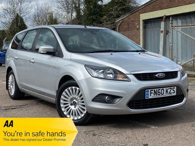 Ford Focus Estate 2.0 Titanium 5dr
