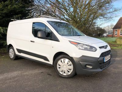 Ford Transit Connect Panel Van 1.5 TDCi 240 L2 5dr