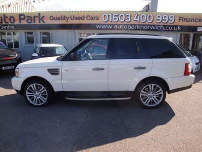 Land Rover Range Rover SUV 3.6 TD V8 HSE 5dr
