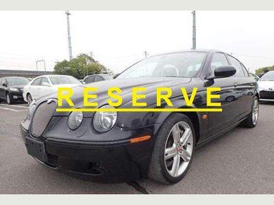 Jaguar S-Type Saloon S-Type 4.2 V8 R 4dr Rust free Jap import