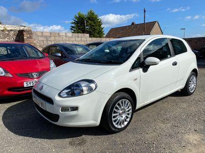 Fiat Punto Hatchback 1.2 8V Pop 3dr EU5