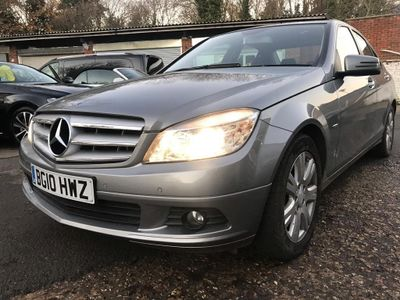 Mercedes-Benz C Class Saloon 2.1 C200 CDI BlueEFFICIENCY SE (Executive) 4dr