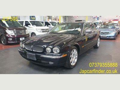 Jaguar XJ Saloon XJ8 SE Fresh Jap import lowmile topspec