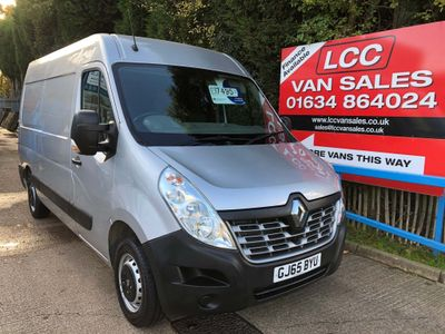 Renault Master Panel Van 2.3 dCi 33 Business L2H2 FWD 5dr