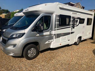 Elddis Autoquest 196 Coach Built MAJESTIC DELIVERY POSSIBLE LOW MILES