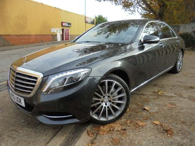 Mercedes-Benz S Class Saloon 3.5 S400e SE Line L (Executive) 4dr