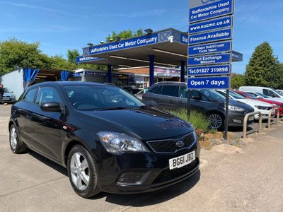 Kia ProCeed Hatchback 1.4 VR7 3dr