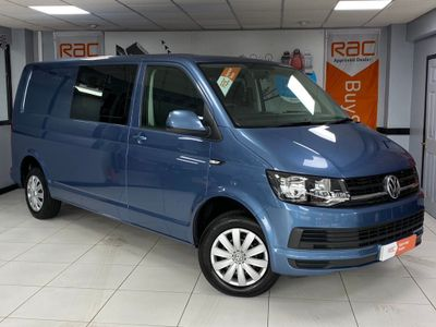 Volkswagen Transporter Other 2.0 TDI T32 BlueMotion Tech Trendline Kombi DSG FWD 5dr