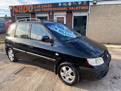 Hyundai Matrix Hatchback 1.6 GSi 5dr
