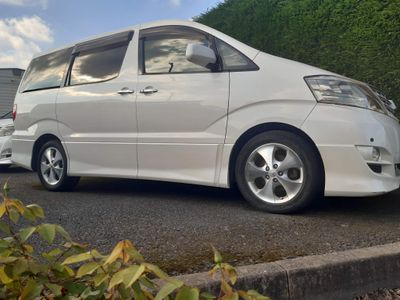 Toyota Alphard MPV 2.4 AS 4WD