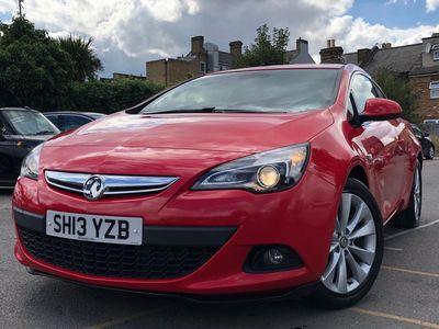 Vauxhall Astra GTC Coupe 1.4T 16V SRi (s/s) 3dr