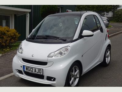 Smart fortwo Coupe 1.0 Pulse SoftTouch 2dr