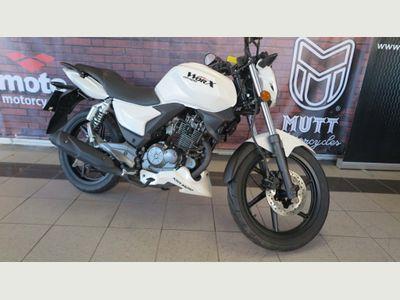 KSR Moto Worx Naked 125