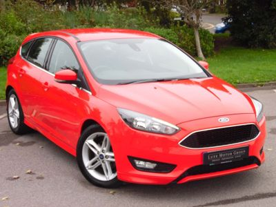 FORD FOCUS Hatchback 1.5 TDCi Zetec S Powershift (s/s) 5dr