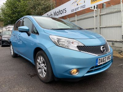 Nissan Note Hatchback 1.2 Acenta Premium (Safety Pack) 5dr