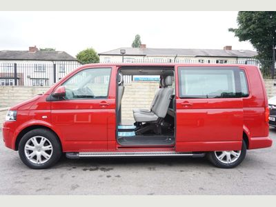 Volkswagen Transporter Shuttle Other 2.0 TD T30 SE Mini Bus 4dr (LWB, 9 Seats)