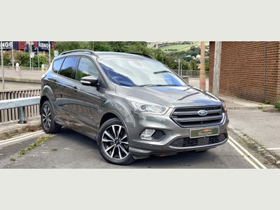 Ford Kuga SUV 2.0 TDCi EcoBlue ST-Line Powershift AWD (s/s) 5dr