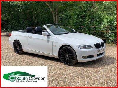 BMW 3 Series Convertible 2.0 320i SE Highline 2dr