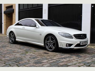 Mercedes-Benz CL Coupe 6.0 CL65 AMG 2dr