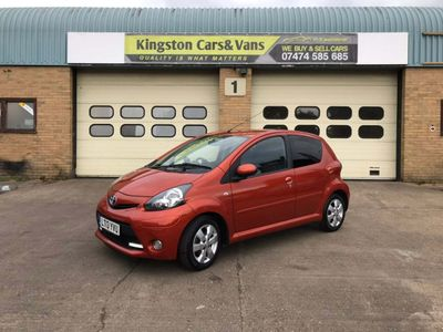 Toyota AYGO Hatchback 1.0 VVT-i Fire Multimode 5dr