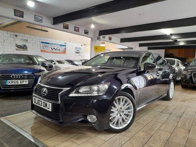 Lexus GS 450h Saloon 3.5 Premier 4dr