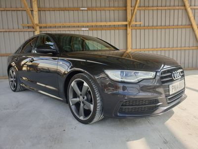 Audi A6 Saloon Saloon 2.0 TDI Black Edition Multitronic 4dr