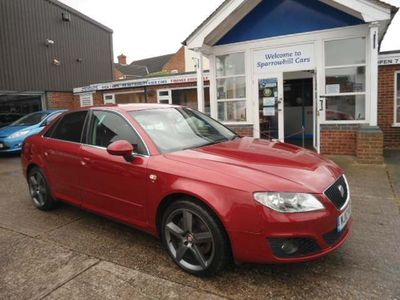 SEAT Exeo Saloon 2.0 TSI Sport 4dr