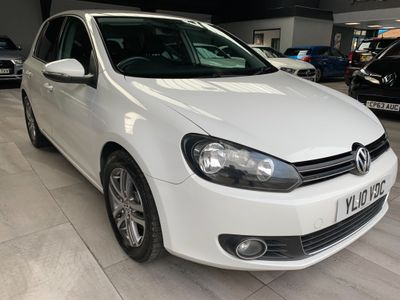 Volkswagen Golf Unlisted 1.4 TSI DSG 5 Door