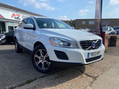 Volvo XC60 SUV 2.4 D4 SE Lux AWD (s/s) 5dr