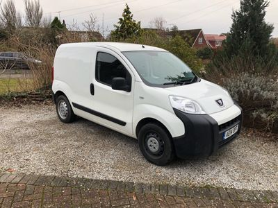 Peugeot Bipper Panel Van 1.3 HDi S Panel Van 3dr