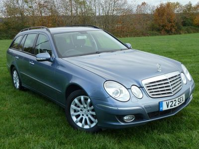 Mercedes-Benz E Class Estate 1.8 E200 Kompressor Elegance 5dr