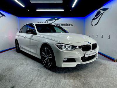 BMW 3 Series Saloon 3.0 330d M Sport Auto xDrive (s/s) 4dr