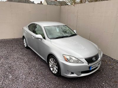 Lexus IS 250 Saloon 2.5 SE-I 4dr