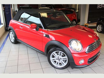 MINI Convertible Convertible 1.6 Cooper D (Pepper) (s/s) 2dr