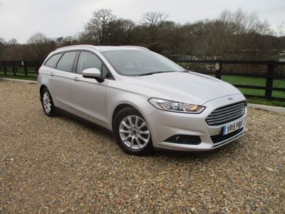 Ford Mondeo Estate 1.6 TDCi ECOnetic Style (s/s) 5dr