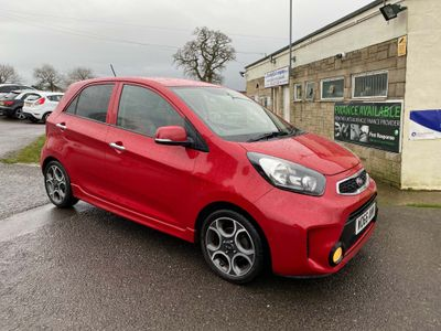 Kia Picanto Hatchback 1.25 ISG Sport (s/s) 5dr