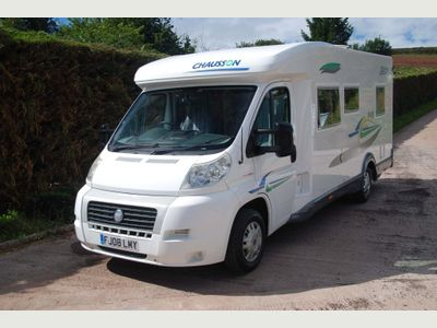 Chausson WELCOME 85 Motorhome
