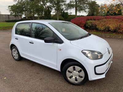 Volkswagen up! Hatchback 1.0 Take up! 5dr