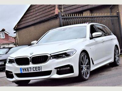BMW 5 Series Estate 2.0 530i M Sport Touring Auto (s/s) 5dr