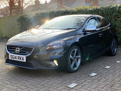 Volvo V40 Hatchback 1.6 D2 R-Design Powershift 5dr