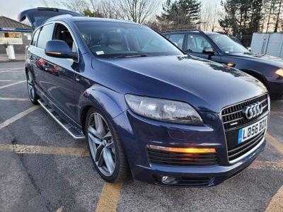 Audi Q7 SUV 3.0 TDI S line quattro 5dr