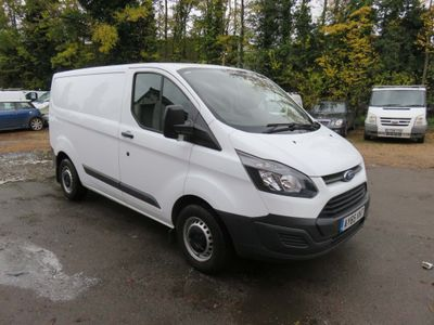 Ford Transit Custom Panel Van 2.2 TDCi ECOnetic L1 H1