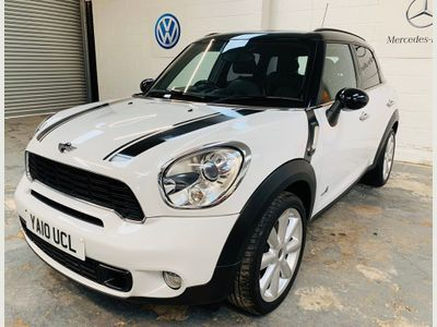 MINI COUNTRYMAN Hatchback 1.6 Cooper S ALL4 5dr