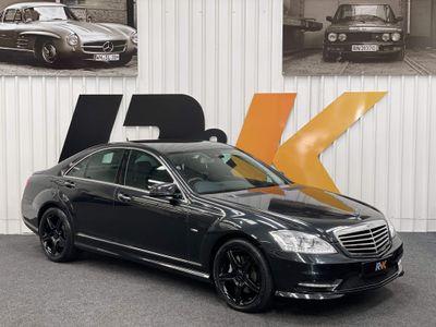 Mercedes-Benz S Class Saloon 3.0 S350 CDI BlueTEC 7G-Tronic Plus 4dr