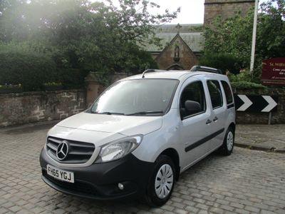 Mercedes-Benz Citan MPV CITAN 109 CDI TRAVELINER