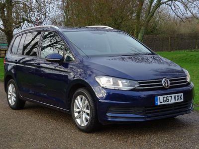 Volkswagen Touran MPV 1.6 TDI SE Family DSG (s/s) 5dr
